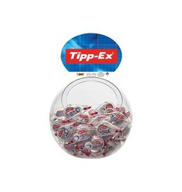 Tipp-ex Tipp-ex Mini Pocket Mouse, bubble met 60 stuks