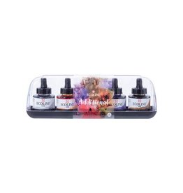 Talens Talens Ecoline waterverf 30ml set 5s in additionele kleuren