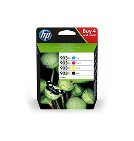 HP HP 903XL (3HZ51AE) multipack black + 3 color (original)
