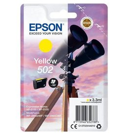 Epson Epson 502 (C13T02V44010) ink yellow 165 pages (original)
