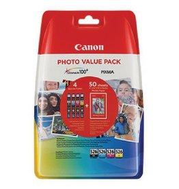 Canon Canon CLI-526 (4540B017) valuepack c/m/y/bk 50bl (original)