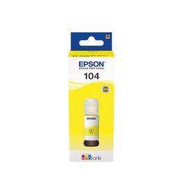 Epson Epson 104 (C13T00P440) ink yellow 7500 pages (original)