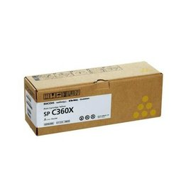 Ricoh Ricoh TYPE SP C361 (408253) toner yellow 9000p (original)