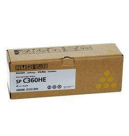 Ricoh Ricoh TYPE SP C360E (408187) toner yellow 5000p (original)