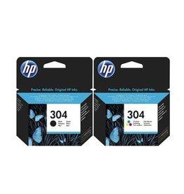 HP HP 304 (3JB05AE) ink black/color (original)