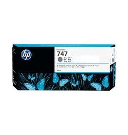 HP HP 747 (P2V86A) ink Grey 300ml (original)