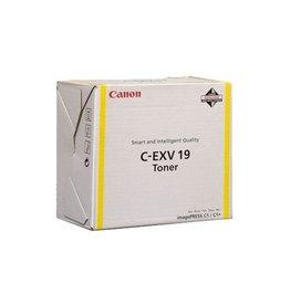 Canon Canon C-EXV19 (0400B002) toner yellow 16000p (original)