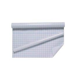 Pavo Pavo zelfklevende plastic ft 25 m x 50 cm, transparant