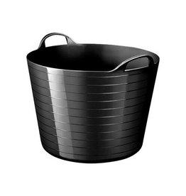 Strata by cep soepele mand 40 liter, zwart