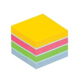Post-it Post-it notes mini kubus ultra, 400 blaadjes, ft 51 x 51 mm
