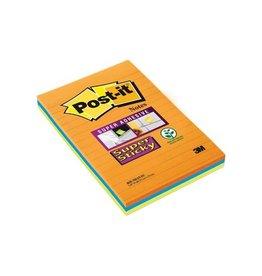 Post-it Post-it super sticky notes kubus 45bl 76x76mm geas. Kl.