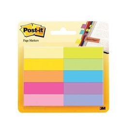 Post-It Notes Post-it notes markeerstroken 50 blaadjes, pak van 10 blokken