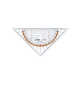 Linex Linex geodriehoek 1616g, 16 cm