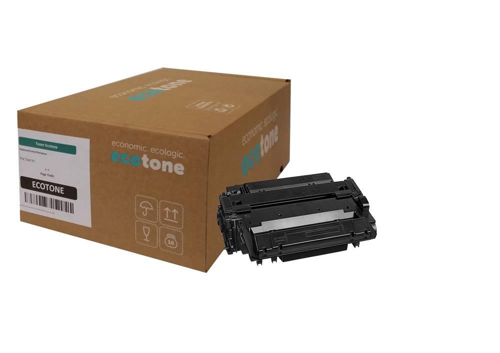 Ecotone Canon 724H (3482B002) toner black 12500 pages (Ecotone)