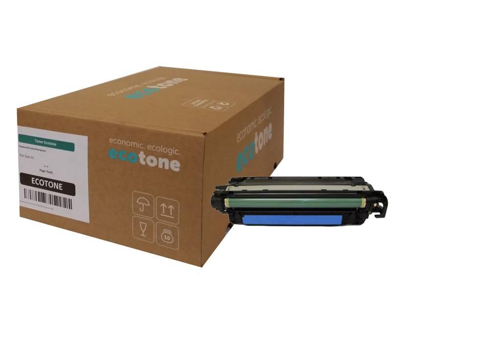 Ecotone Canon 732 (6262B002) toner cyan 6400 pages (Ecotone)