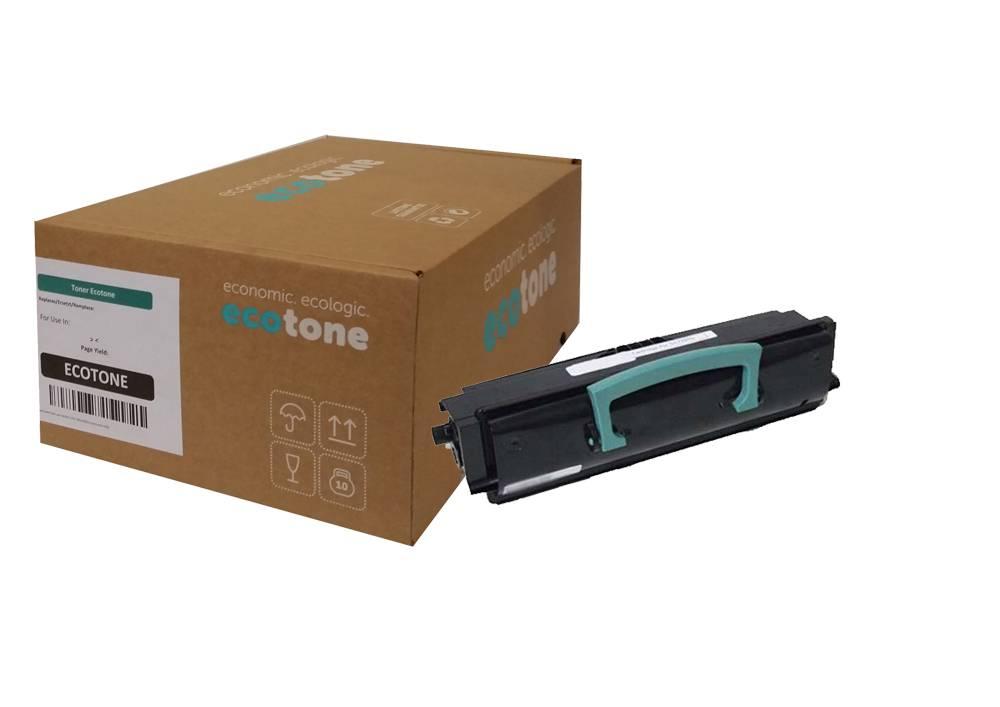 Ecotone Lexmark X340H21G toner black 6000 pages (Ecotone)