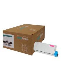 Ecotone OKI 46507506 toner magenta 6000 pages (Ecotone)