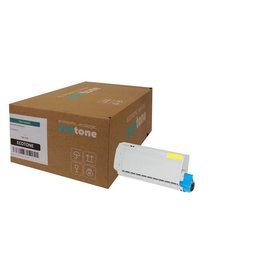 Ecotone OKI 46507505 toner yellow 8000 pages (Ecotone)