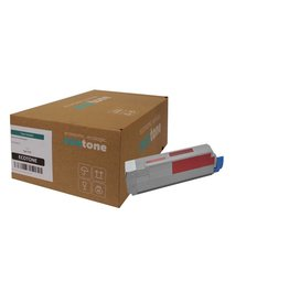 Ecotone OKI 44059230 toner magenta 9000 pages (Ecotone)