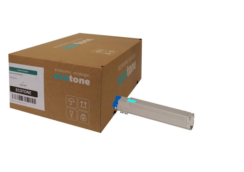 Ecotone OKI 46508711 toner cyan 3000 pages (Ecotone)