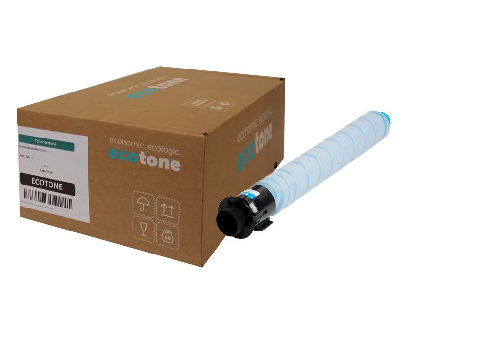 Ecotone Ricoh MP C6003 (841856) toner cyan 22500 pages (Ecotone)