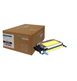 Ecotone HP 502A (Q6472A) toner yellow 8000 pages (Ecotone)