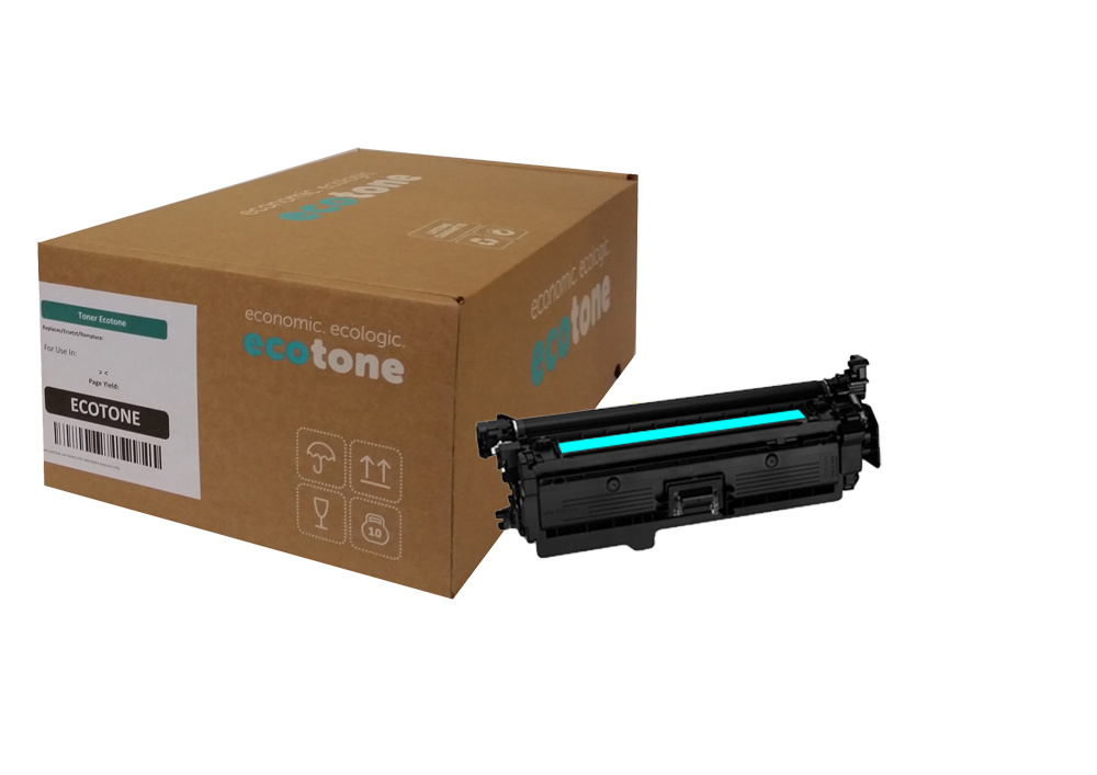 Ecotone Canon 046 (1249C002) toner cyan 2300 pages (Ecotone)