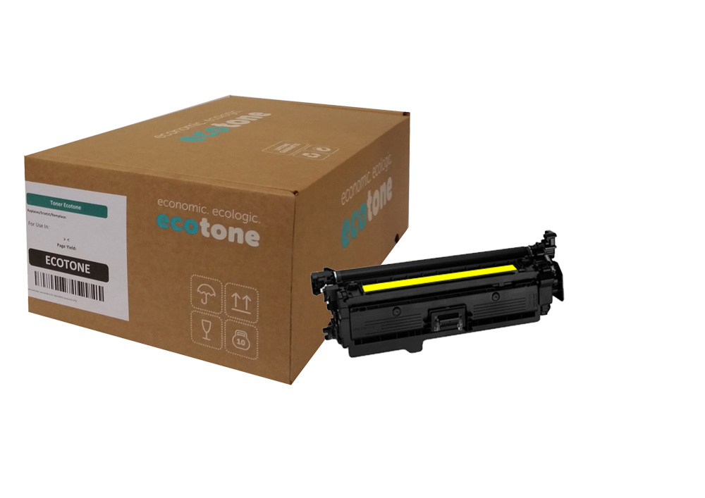 Ecotone Canon 046 (1247C002) toner yellow 2300 pages (Ecotone)