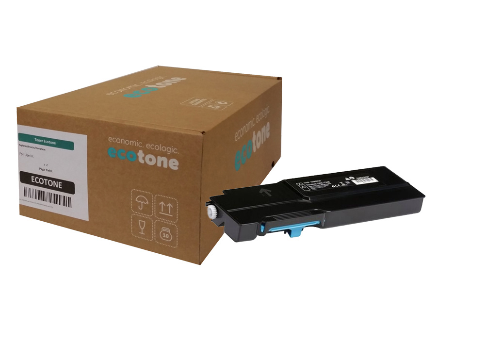Ecotone Xerox 106R03518 toner cyan 4800 pages (Ecotone)