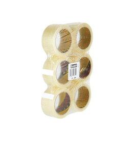 Scotch Scotch verpakkingsplakband Classic 50mm x 66m 6 rollen