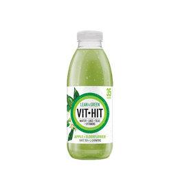 Vit Hit Vit Hit vitaminedrank Lean & Green, flesje van 50 cl, 12st