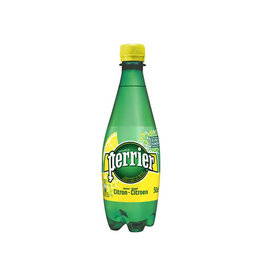 Perrier Perrier aromatiserend bruiswater smaak citroen  50cl 24st.
