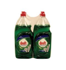 Dreft Dreft handafwasmiddel classic 1 L, pak van 2 stuks
