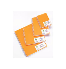 Canson Canson schetsboek Notes, ft A6, oranje [5st]