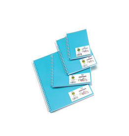 Canson Canson schetsboek Notes, ft A6, blauw [5st]