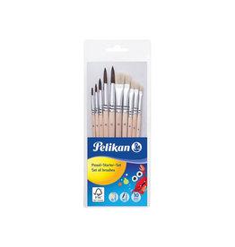Pelikan Pelikan penselenset , blister van 10 stuks
