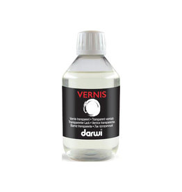 Darwi Darwi vernis glazend, flacon van 250 ml