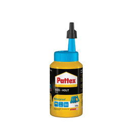 Pattex Pattex houtlijm Waterproof, 250 g