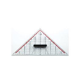 M+R M+R geodriehoek, 32 cm