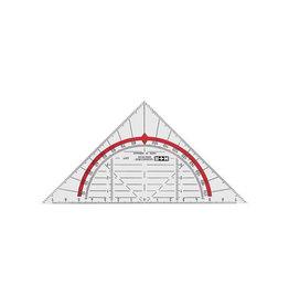 M+R M+R geodriehoek, 16 cm