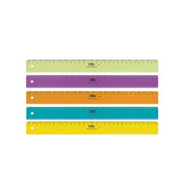M+R M+R lat, uit plastic, in geassorteerde kleuren, 30 cm [10st]