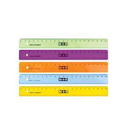 M+R M+R lat, uit plastic, in geassorteerde kleuren, 20 cm [10st]