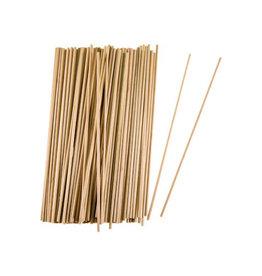 Bouhon Bouhon houten staafje, zak van 100 stuks