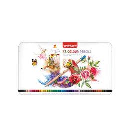 Bruynzeel Bruynzeel kleurpotloden Expression, doos van 72 stuks