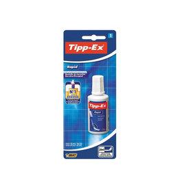 Tipp-ex Tipp-Ex correctievloeistof Rapid op blister