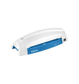 Fellowes Fellowes lamineermachine Lunar+ voor ft A4, blauw