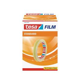Tesa Tesafilm Standard, ft 66 m x 15 mm [10st]