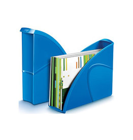 Gloss by CEP Gloss by CEP tijdschriftenhouder A4, blauw [10st]