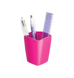 Gloss by CEP Gloss by CEP potloodbakje met 2 vakken, roze [12st]