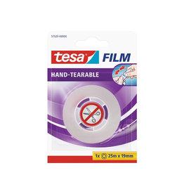 Tesa Tesafilm Hand-tearable, ft 25 m x 19 mm [6st]